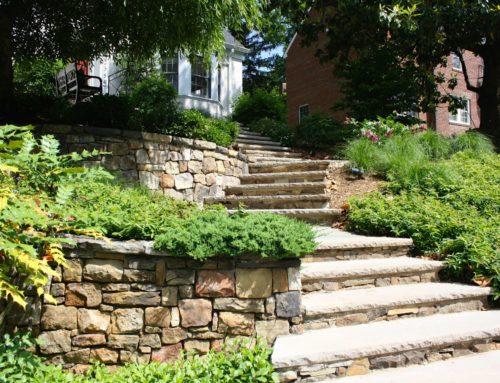 Hillside Entry