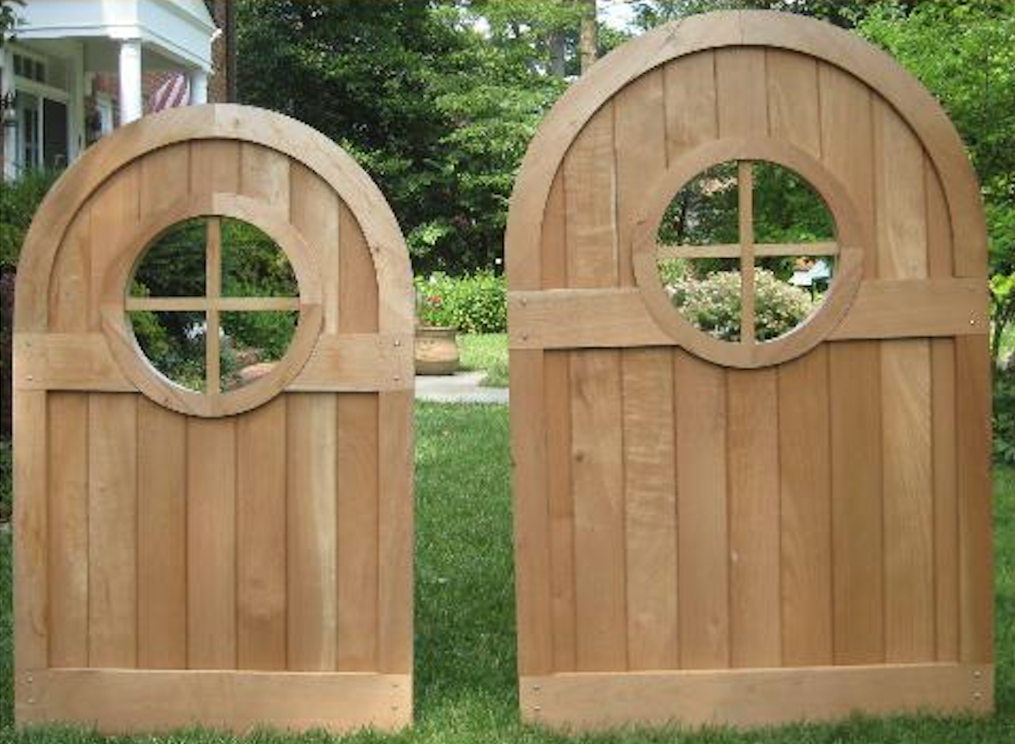 Custom Garden Gates