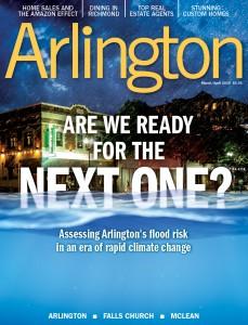 Arlington Magazine Cover